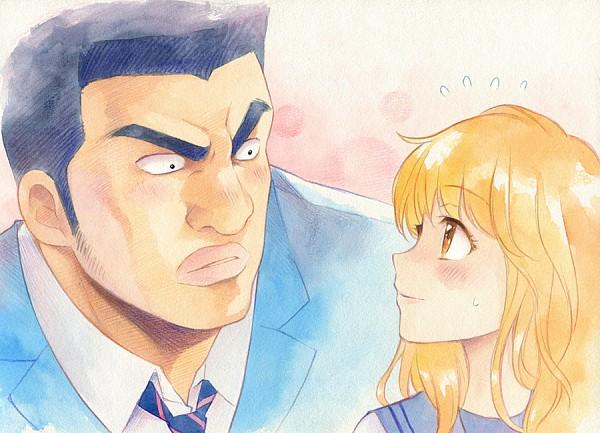Tags: Anime, Agahari, Ore Monogatari!!, Yamato Rinko, Gouda Takeo