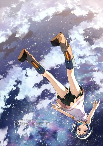 Anime Fallen Angel Wallpaper Patema Sakasama No Patema Zerochan Anime Image Board