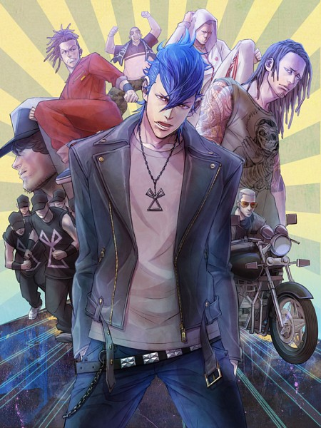 Yankee Zerochan Anime Image Board