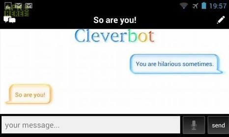 cleverbot top for android