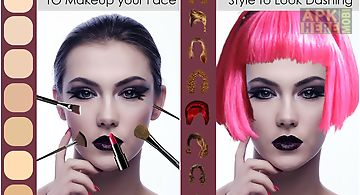 Face Makeup Editor For Android Free At Here