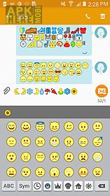 Emoji Flipfont 3 Apk : emoji, flipfont, Emoji, Flipfont, Android, Download, Store, Apktidy.com