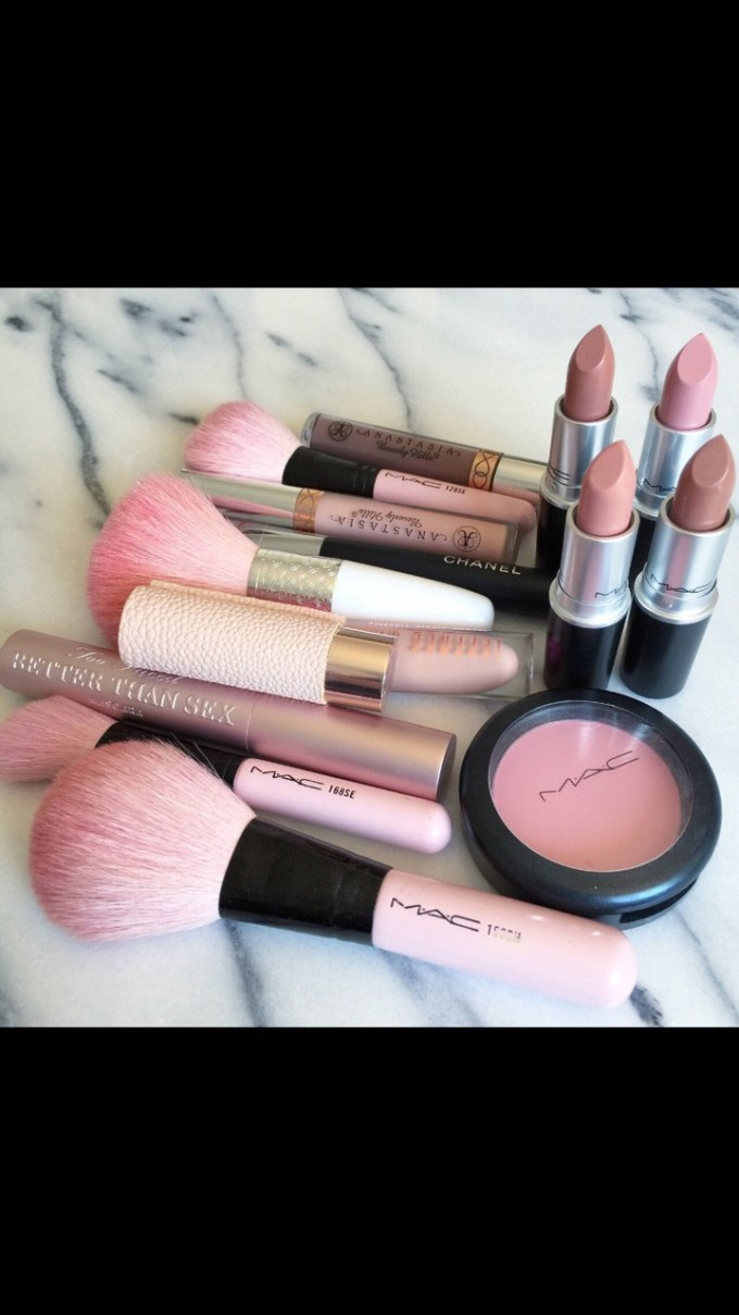cute, mac, makeup, too faced, tumblr - image #4020505 by
