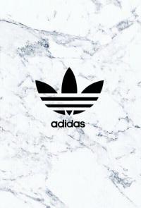 Adidas marble wallpaper