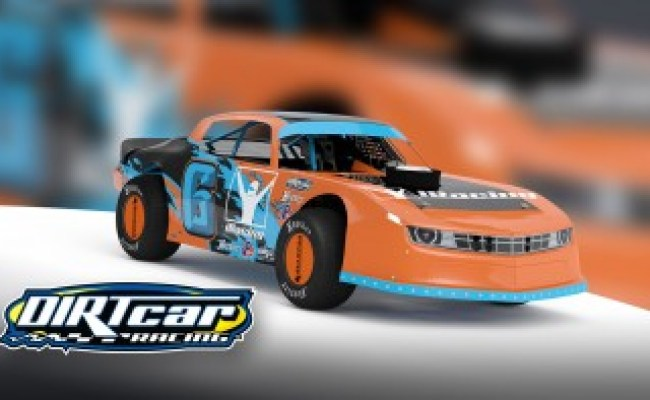 Dirt Street Stock Iracing Motorsport Simulations