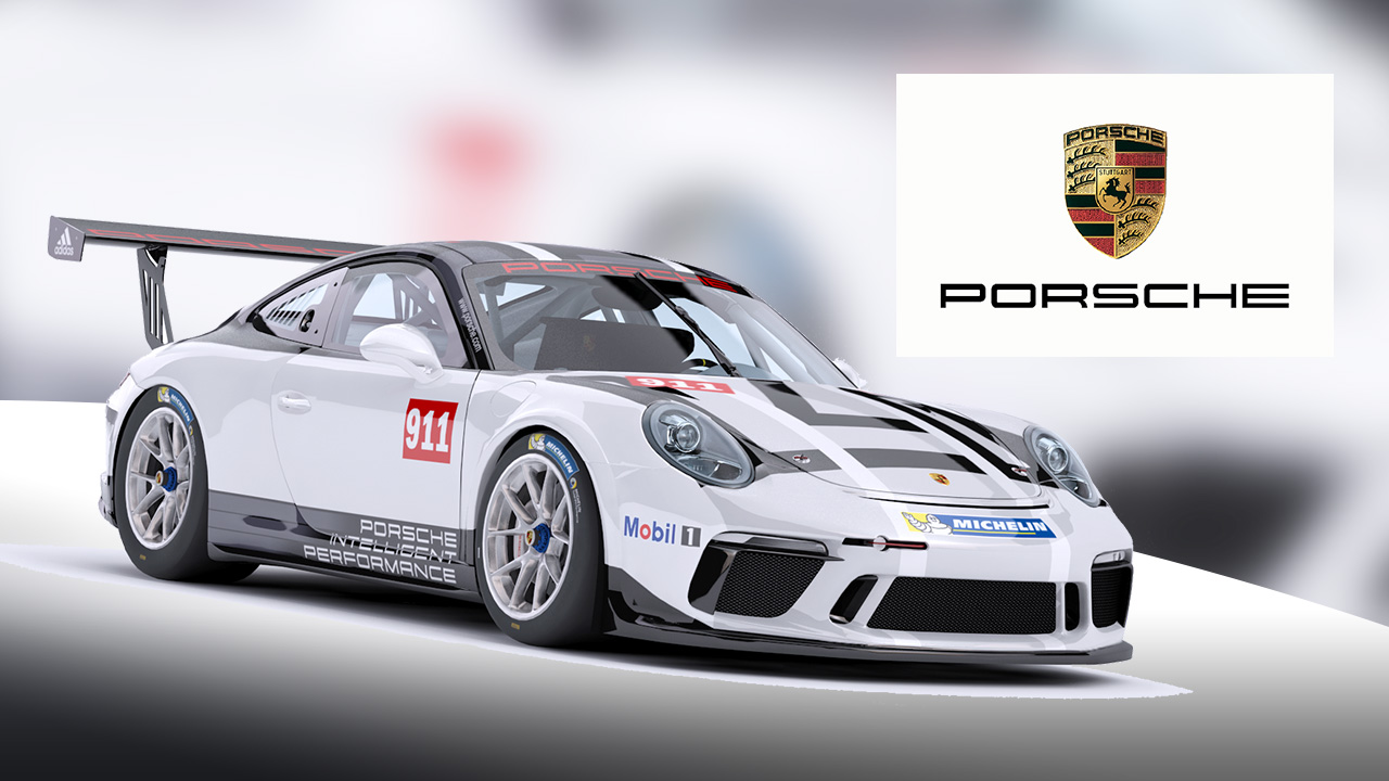 Iracing Porsche 911 Gt3 Cup Now Available  Iracingcom