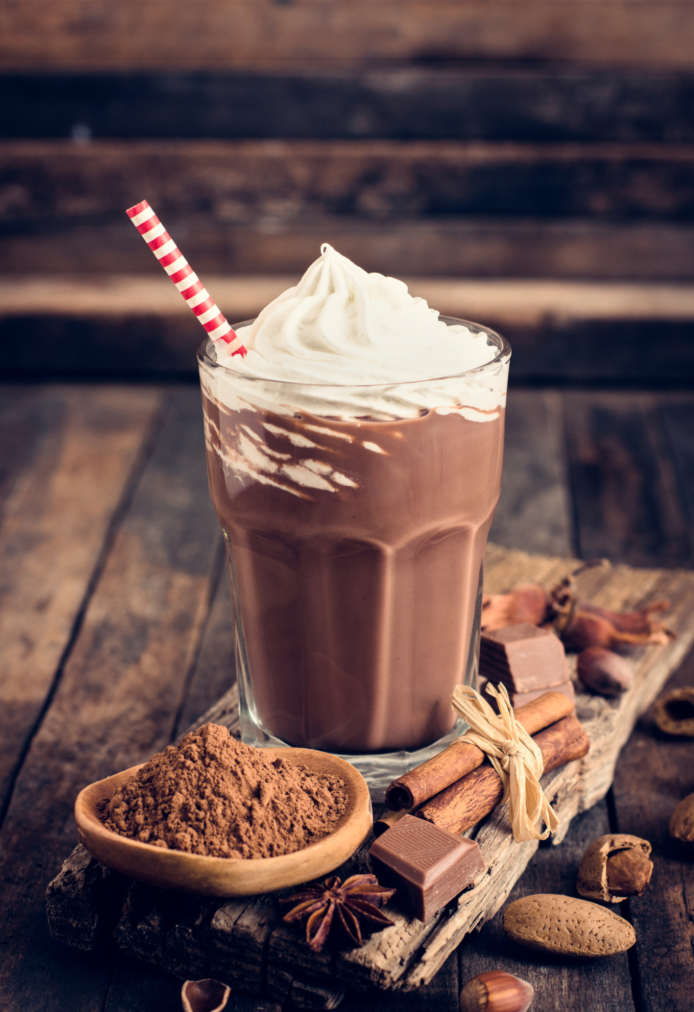 Aztec Chocolate Shake