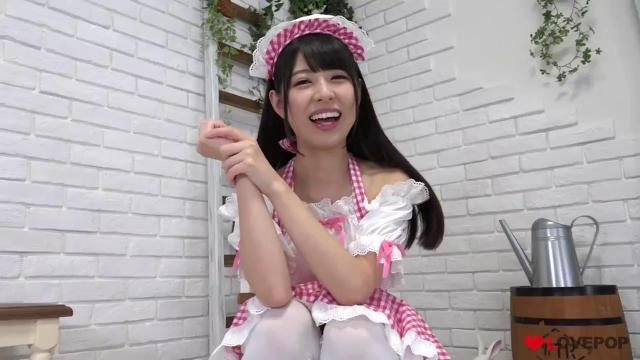 LOVEPOP Rena Aoi あおいれな (MAID) MOVIE 01