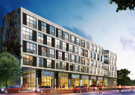 Rendering of Wynwood 26