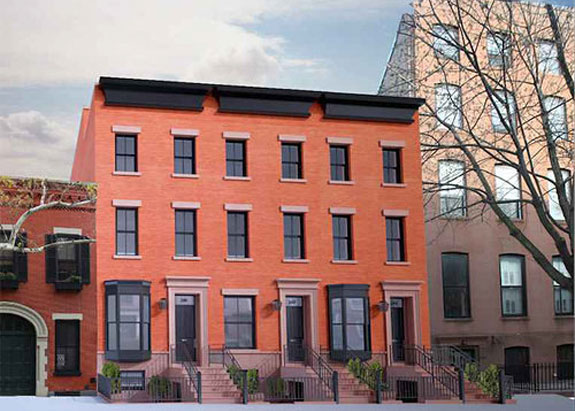 A rendering of 295 Hicks Street