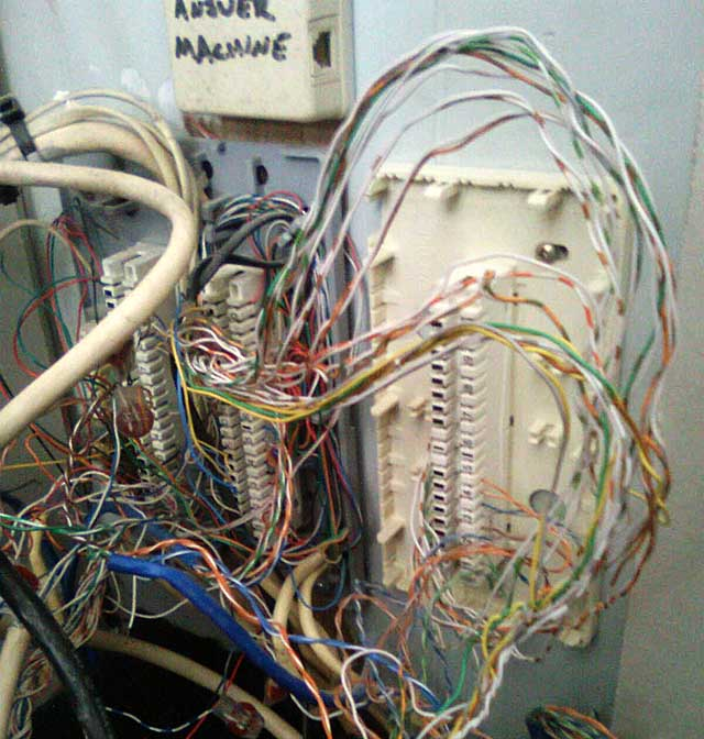 Cat 5 Cable Wiring Diagram Worst Of The Worst Photos Of Australia S Copper Network