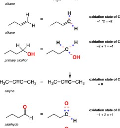 don t forget that this is called a formalism for a reason the charge on the carbon isn t really 4 or 4 but the oxidation state formalism helps us  [ 600 x 1464 Pixel ]