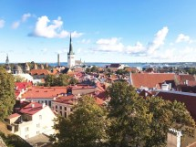 Lux City Break Tallinn Estonia