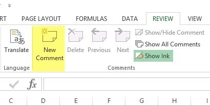 How to Add Comments to an Excel Worksheet Cell