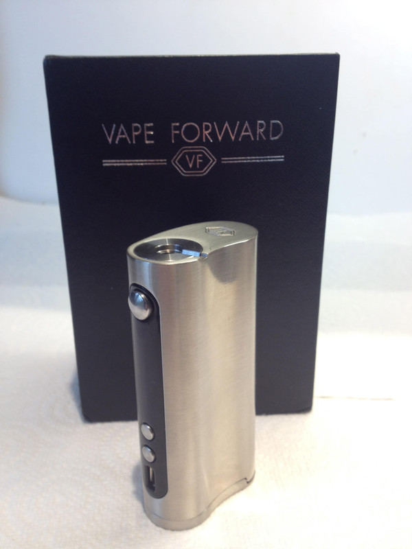 vaporflask lite silver all