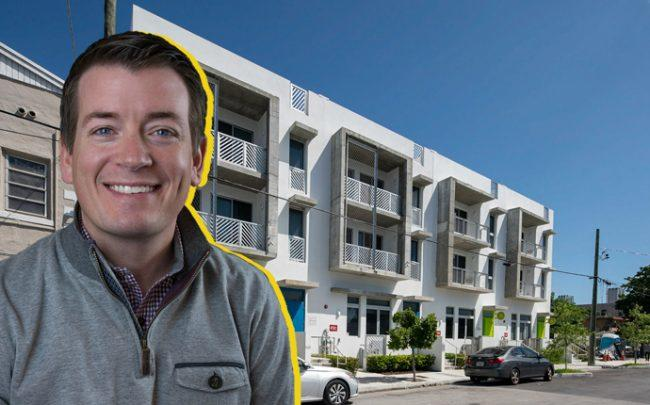 Stay Alfred townhouses with Mike Wilson