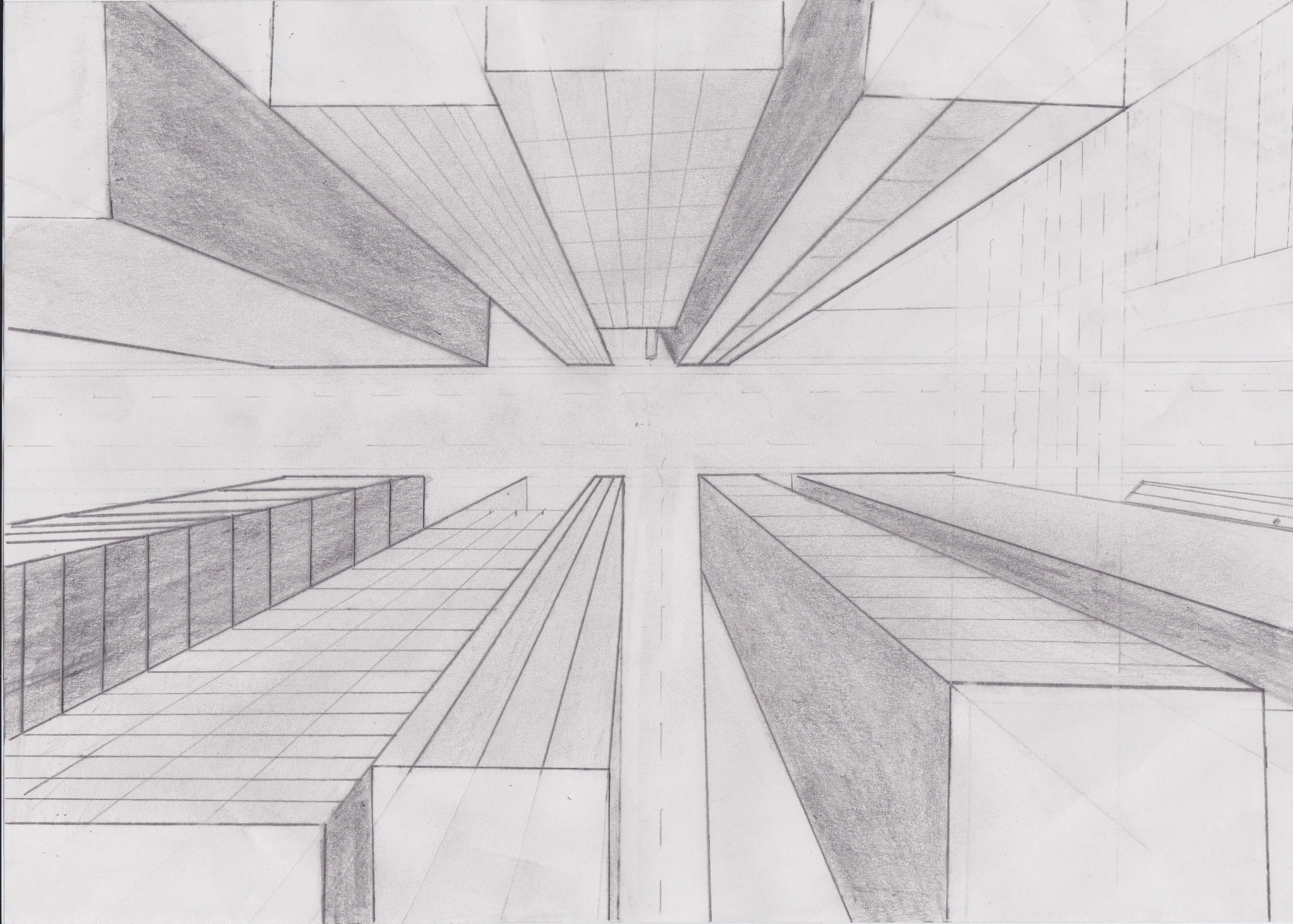 Creative Media Perspective Drawing   s12004223