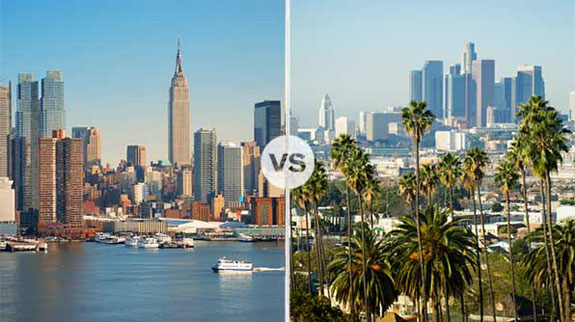 California and New York topped the list of states with the most ultra-high-net-worth individuals