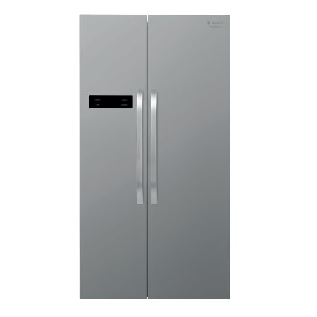 Side by side Hotpoint SXBHAE920, 510 l, Clasa A+, No Frost, H 178.8 cm, Silver