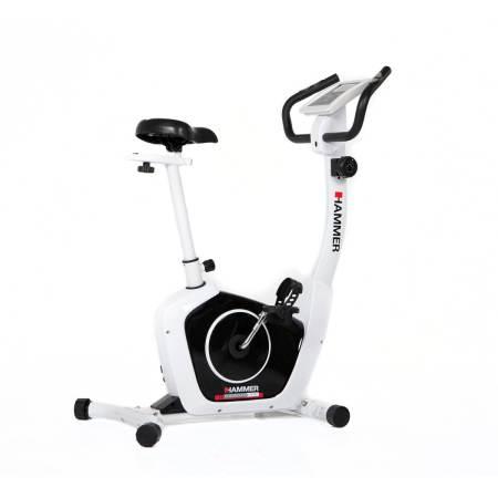 Bicicleta fitness magnetica Hammer Cardio T2, Volanta 6kg