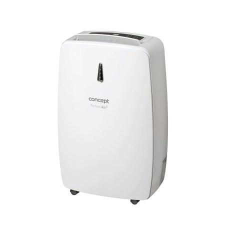 Dezumidificator de aer Concept OV2000, 420 W, 833ml/h - 20 l/zi, capacitatate rezervor apa 5.5 l, filtru carbon, functie ionizare aer, capacitate recirculare aer 190 mc/h