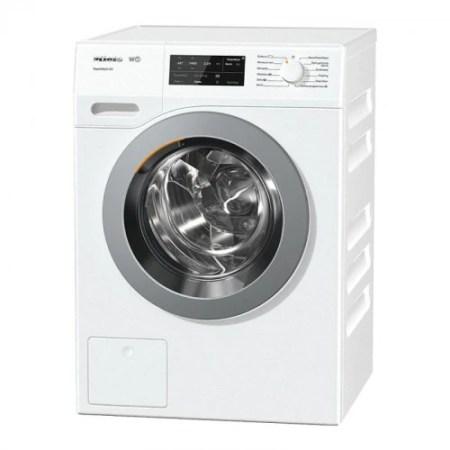 Masina de spalat rufe Miele WCE 330 LW, 8 kg, 1400 rpm, Clasa A+++, 64 cm, Alb