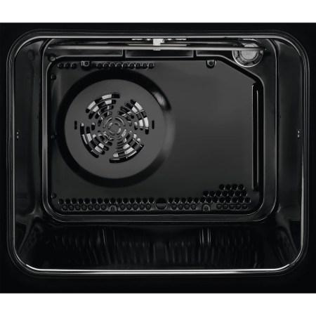 Cuptor incorporabil Zanussi ZOB35701XU, Electric, Multifunctional, 57 l, Grill, Clasa A, Inox