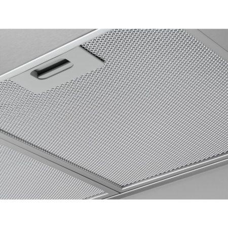 Hota incorporabila semineu Electrolux LFC319x, Putere de absorbtie 420 m3/h, 1 motor, 90 cm, Inox