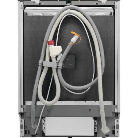 Masina de spalat vase AEG FFB93706PM, 15 seturi, 10 programe, Touch control, Clasa A+++, 60 cm, Inox