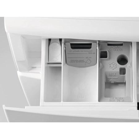Masina de spalat rufe Electrolux EW6F528W, PerfectCare600, TimeManager, 8 kg, 1200 RPM, Clasa A+++, Alb