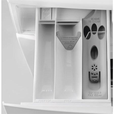 Masina de spalat rufe cu uscator incorporabila Electrolux EW7W368SI, PerfectCare700, 1400 RPM, Spalare 7 kg, Uscare 4 kg, Display LCD, Clasa A, Alb