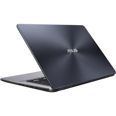"Laptop ASUS A505ZA-BR264 cu procesor AMD Ryzen™ 7 2700U pana la 3.80 GHz, 15.6"", 4GB, 1TB, Radeon™ RX Vega 10 Graphics, Endless OS, Matt Dark Grey"