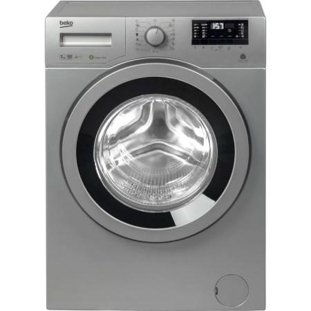 Masina de spalat rufe Beko WKY71033LSYB2, 1000 RPM, 7 kg, Clasa A+++, Argintiu