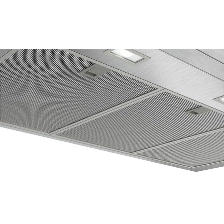 Hota incorporabila decorativa Bosch DWB97CM50, Putere de absorbtie 721 mc/h, TouchControl, Motor EcoSilence Drive, Iluminare LED, Clasa A+, 90 cm, Inox
