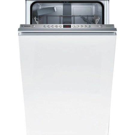 Masina de spalat vase incorporabila Bosch SPV45IX05E, 9 seturi, 5 programe, 45 cm, Clasa A++