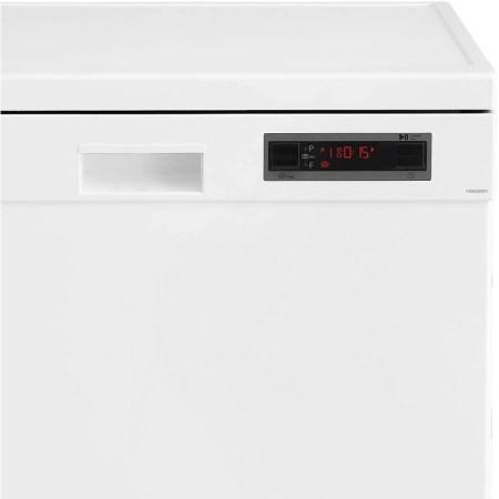 Masina de spalat vase Arctic FSAE60W1, 14 seturi, 6 programe, Clasa A+, Rapid+, Motor Silent Inverter, 60 cm, Alb