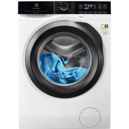 Masina de spalat rufe Electrolux PerfectCare800 EW8F169SA, 9 kg, 1600 RPM, AutoDose, Touch Control, WiFi, Motor Inverter, Clasa A+++, Alb