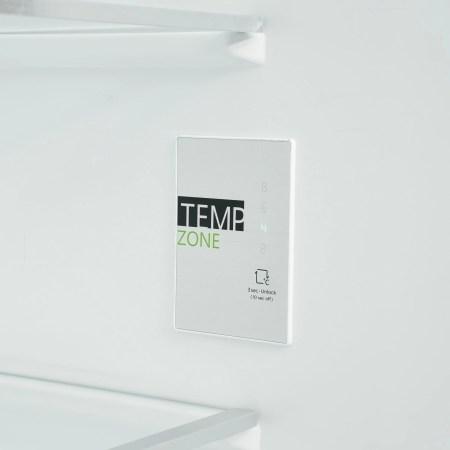 Combina frigorifica Heinner HC-M241NFBI+, 241 l, Clasa A+, No Frost, Display Touch interior, Iluminare LED, H 177 cm, Alb