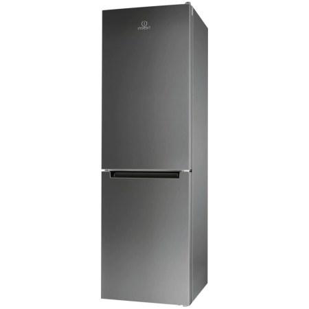 Combina frigorifica Indesit XIT8 T1E X, 320 l, Clasa A+, No Frost, H 189 cm, Inox