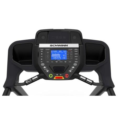 Banda alergare Schwinn 510T, 2.6CP, greutate maxima utilizator 125kg