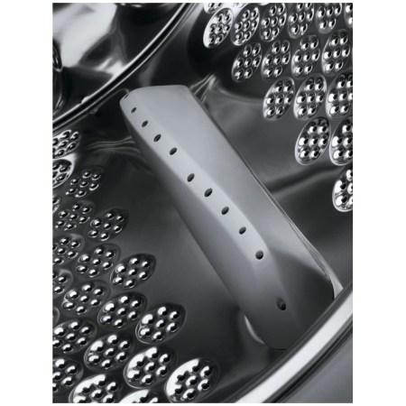 Masina de spalat rufe cu uscator AEG L9WBA61BC, Spalare 10 kg, Uscare 6kg, 1600 RPM, Clasa A, Motor Inverter cu Magnet Permanent, SensiDry, Pompa de caldura, WiFi, Alb