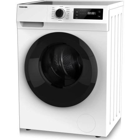 Masina de spalat Toshiba TW-BJ90S2, 8kg, 1200 RPM, Clasa A+++, Motor inverter, 60 cm, Alb
