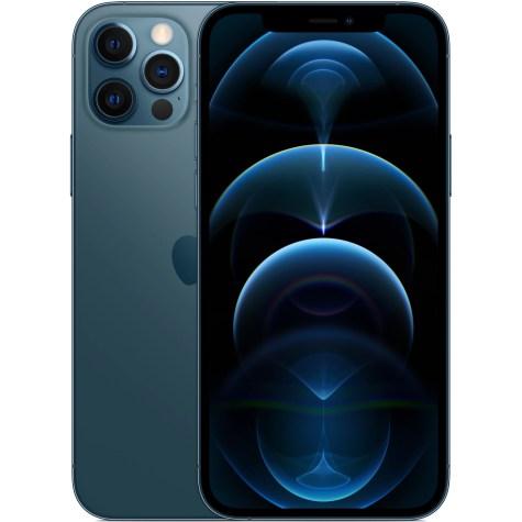 Telefon mobil Apple iPhone 12 Pro, 256GB, 5G, Pacific Blue - eMAG.ro
