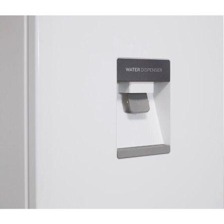 Combina frigorifica Indesit LR8 S1 W AQ, 336 l, Clasa A+, Dozator apa, H 187 cm, Alb