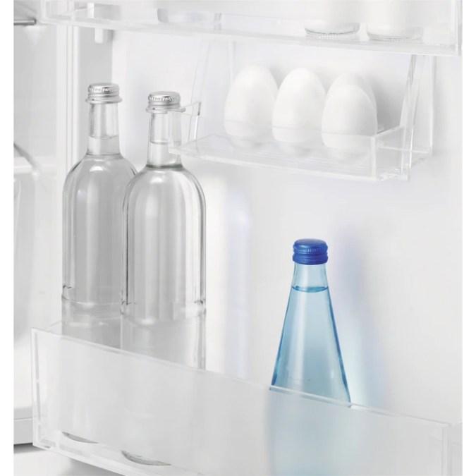 Combina frigorifica incorporabila Electrolux ENT6TE18S, 254 l, Clasa E, No Frost, H 178 cm