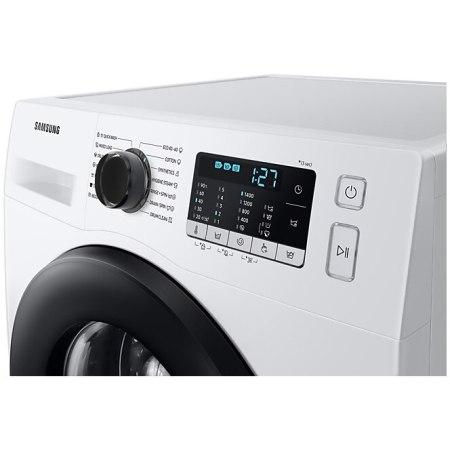 Masina de spalat rufe Samsung WW80TA046AE/LE, 8 kg, 1400 RPM, Clasa B, Motor Digital Inverter, Eco Bubble, Bubble Soak, Steam, Smart Check, Alb