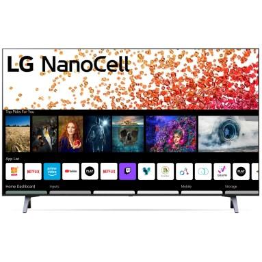 Televizor LG 50NANO753PR, 126 cm, Smart, 4K Ultra HD, LED, Clasa G