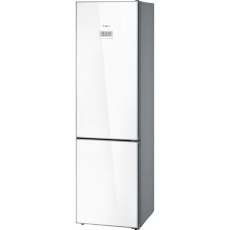 Combina frigorifica Bosch KGF39SW45, 343 l, Clasa A+++, No Frost, VitaFresh Pro, Iluminare LED, WiFi Ready, H 203 cm, Alb