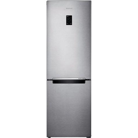 Combina frigorifica Samsung RB31FERNDSA, 310 l, Clasa F, No Frost, Compresor Digital Inverter, H 185 cm, Argintiu