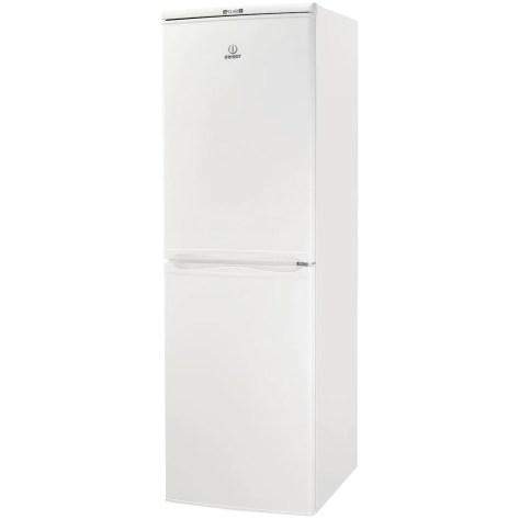 Combina frigorifica Indesit CAA 55, 234 l, Clasa F, H 174 cm, Alb